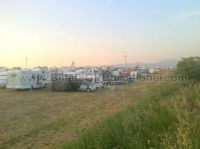 Parking CampingCar <br /> F1 Barcelone