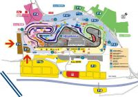 Billets F1 Barcelone parking F<br />Circuit de Catalogne Montmelo