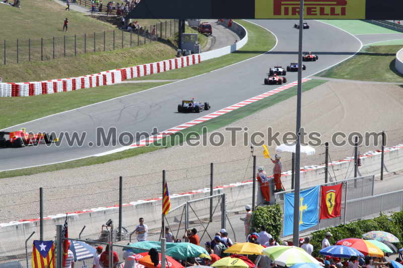 photos tribune l circuit catalogne forfaits et billets gp barcelone. Black Bedroom Furniture Sets. Home Design Ideas