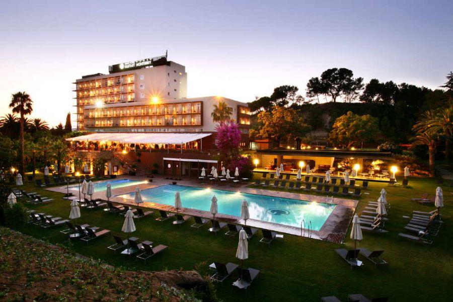 hotel monterey lloret:
